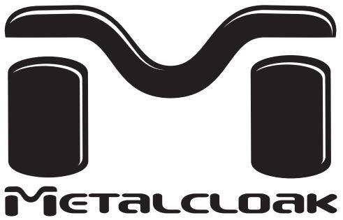 metalcloak logo black