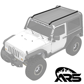 2-Door Pro Roof Rails