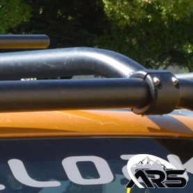 ARS 4-Door Pro Roof Rail Engineered Bend