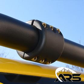 ARS Pro Rails CNC Billet Clamps