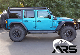 JL Wrangler 4-Door Roof Trusses