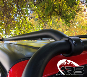 ARS JL Wrangler Pro Roof Rail Engineered Bend