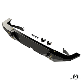 MetalCloak Rear Bumper Upgrade Kit