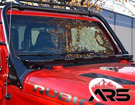 Jeep JL Wrangler Overland Tubeless Kat Walk
