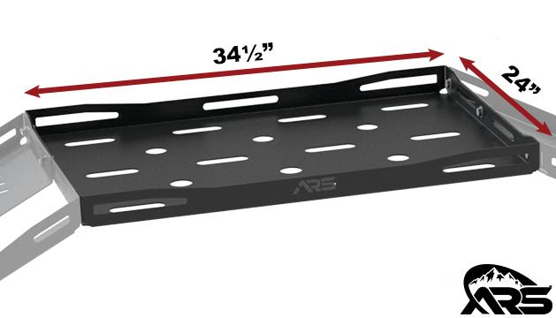 ARS Storage Dimensions