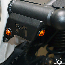 TJ Integrated LED Marker Lights
