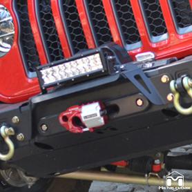 Light Bar On Jeep