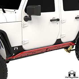 JK 4Door Rocker Rails