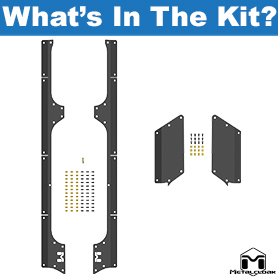 Whats in the kit