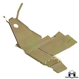 2-Door UnderCloak Systems for JL Wrangler