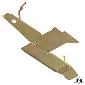 4-Door UnderCloak Systems for JL Wrangler
