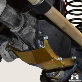 JL Front Differential Skid Plate