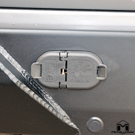 JL Wrangler Top Plug Electrical Outlet
