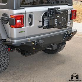 JL Wrangler Rear Bumper