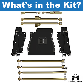 Metalcloak Suspension System