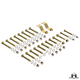 Grade-8 Suspension Hardware Upgrade Kit