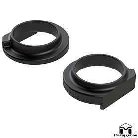 Front Coil Isolator Correction Pads