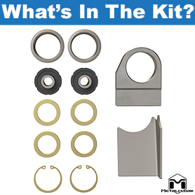 Duroflex Kevlar Bushing Kit