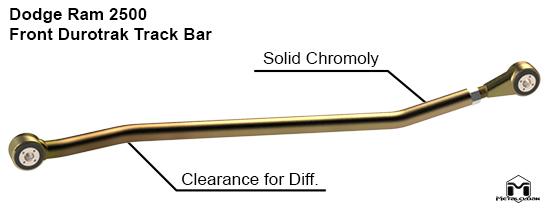 Durotrak Front Track Bar