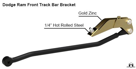 Front Track Bar Bracket