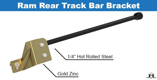 Rear Track Bar Bracket