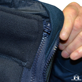 Integrated Two Layer Jacket