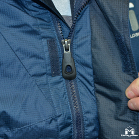 Storm Flap Zipper Protection