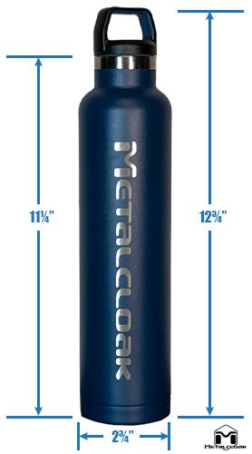 MetalCloak RTIC Water Bottle